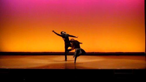 舞台写真 ダンサー