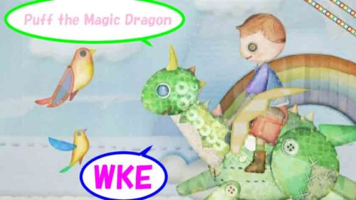 Puff the Magic Dragon WKE